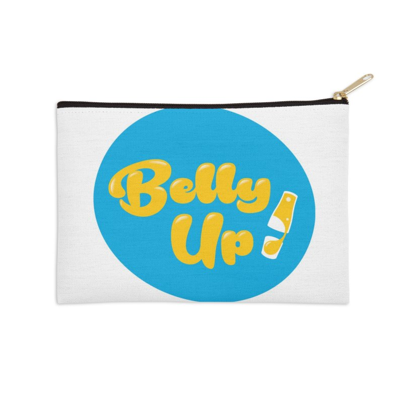 Bellyup..New Accessories Zip Pouch by bellyup's Artist Shop