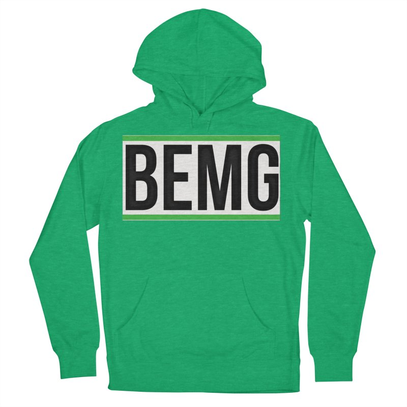 BEMG Basics Men's French Terry Pullover Hoody by The B.E.M.G. COLLECTION