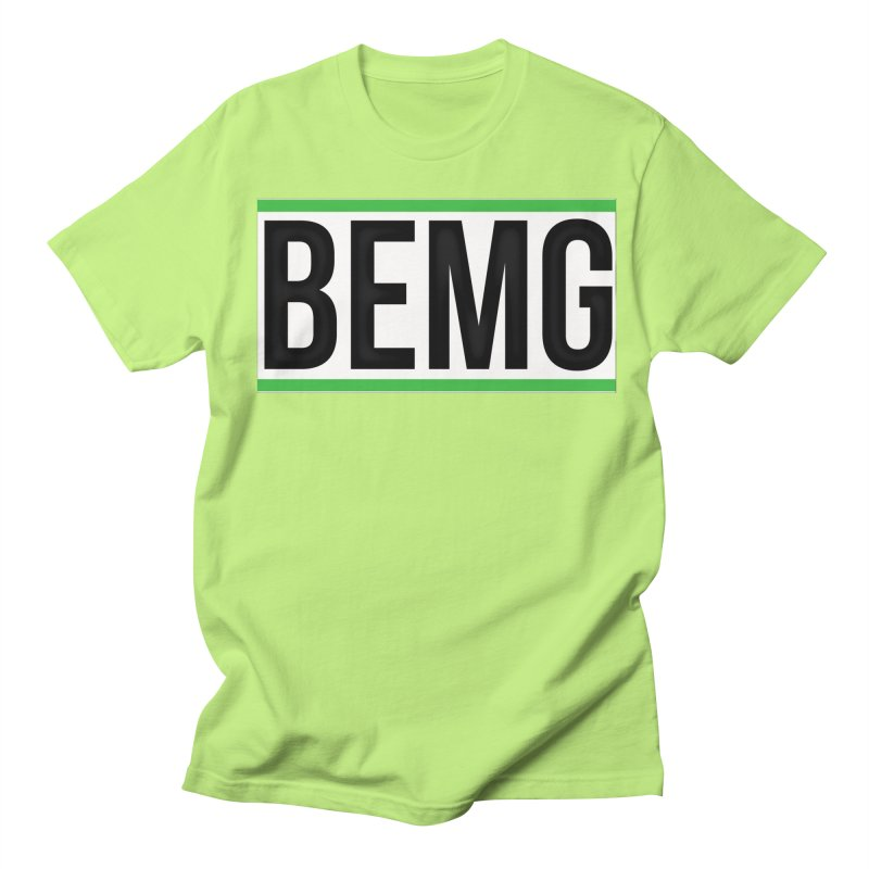 BEMG Basics Women's T-Shirt by The B.E.M.G. COLLECTION