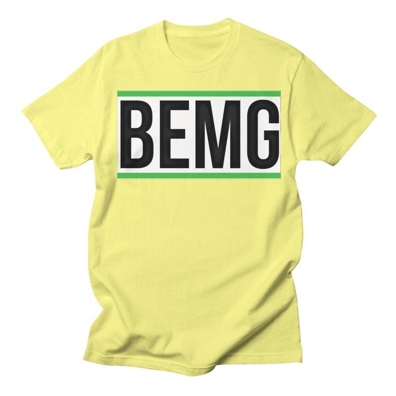 BEMG Basics Women's Regular Unisex T-Shirt by The B.E.M.G. COLLECTION