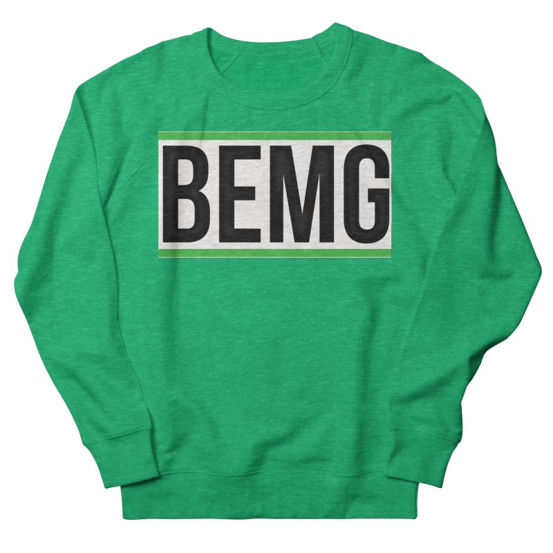 BEMG Basics Women's Sweatshirt by The B.E.M.G. COLLECTION