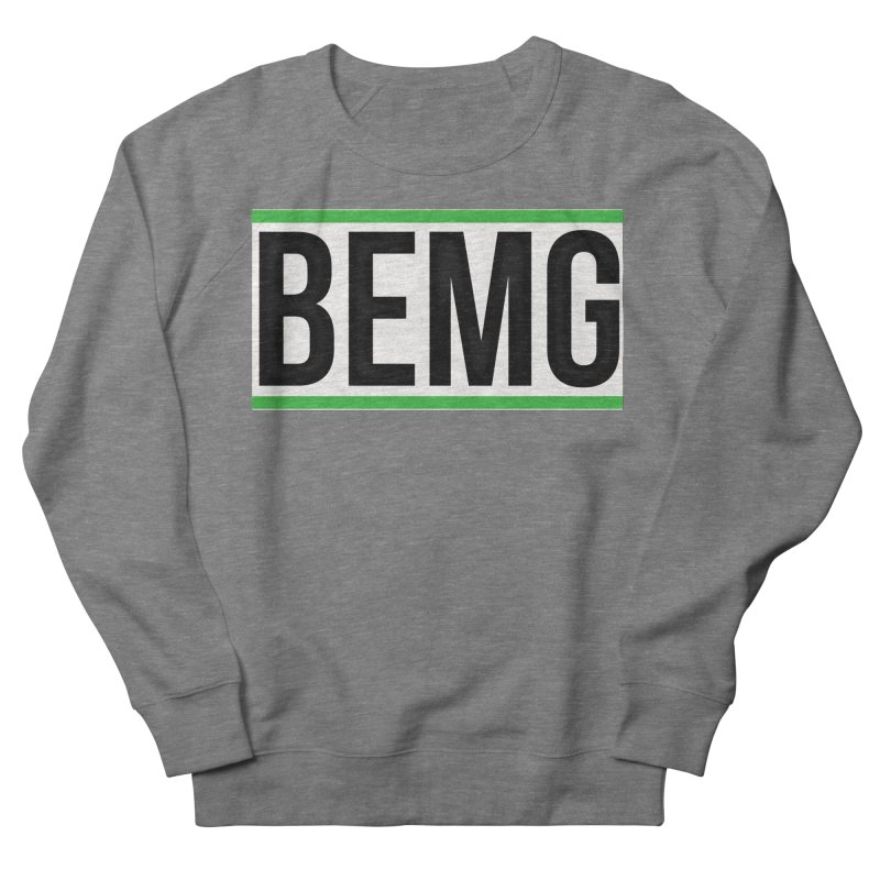 BEMG Basics Men's French Terry Sweatshirt by The B.E.M.G. COLLECTION