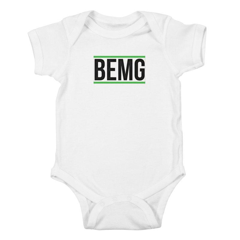 BEMG Basics Kids Baby Bodysuit by The B.E.M.G. COLLECTION