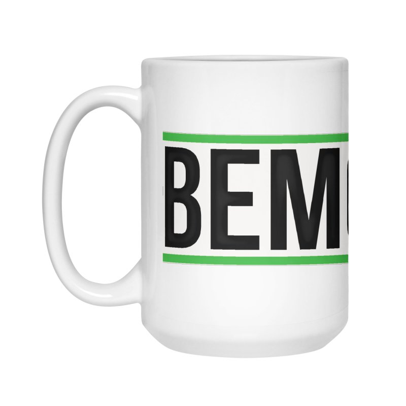 BEMG Basics Accessories Mug by The B.E.M.G. COLLECTION