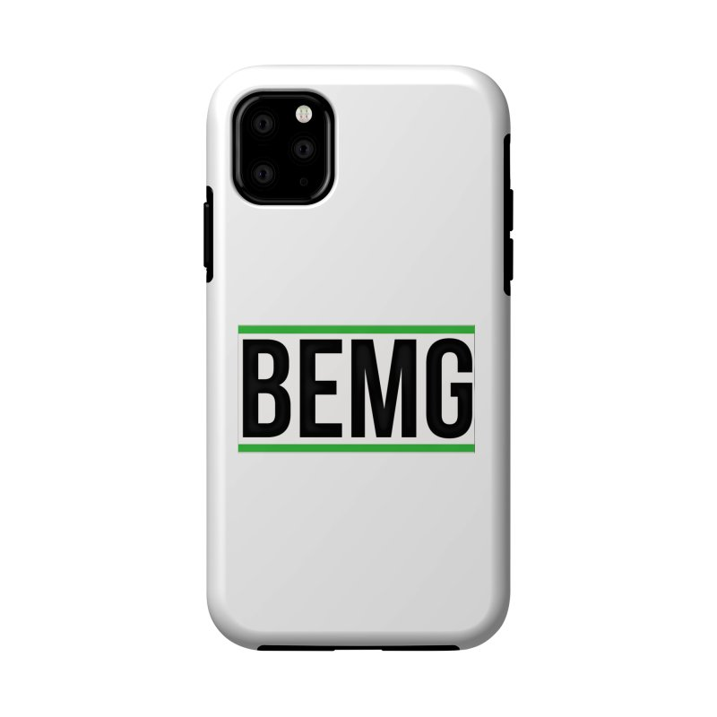 BEMG Basics Accessories Phone Case by The B.E.M.G. COLLECTION