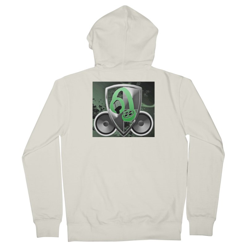 B.E.M.G. Next Generation Women's French Terry Zip-Up Hoody by The B.E.M.G. COLLECTION