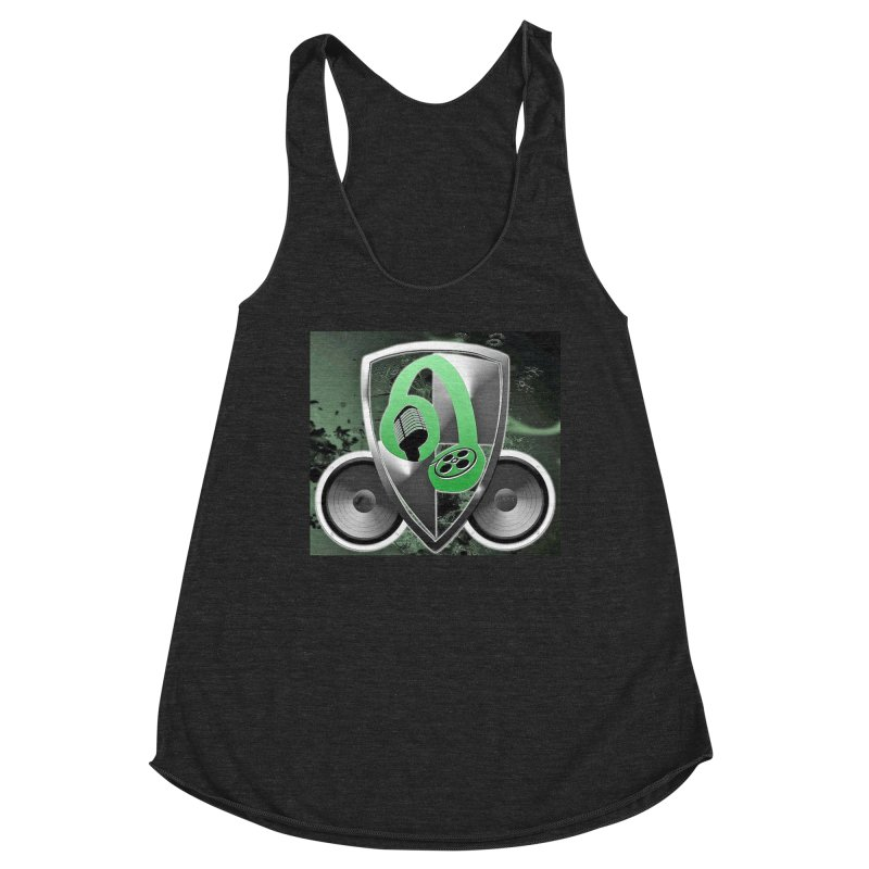B.E.M.G. Next Generation Women's Racerback Triblend Tank by The B.E.M.G. COLLECTION