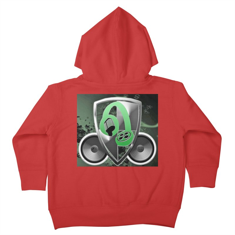 B.E.M.G. Next Generation Kids Toddler Zip-Up Hoody by The B.E.M.G. COLLECTION