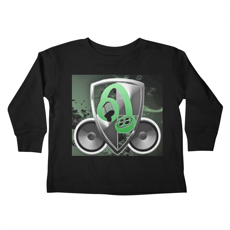 B.E.M.G. Next Generation Kids Toddler Longsleeve T-Shirt by The B.E.M.G. COLLECTION
