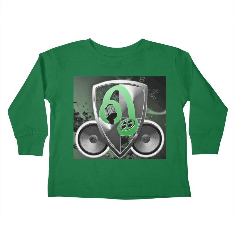 B.E.M.G. Next Generation Kids Toddler Longsleeve T-Shirt by The B.E.M.G. COLLECTION