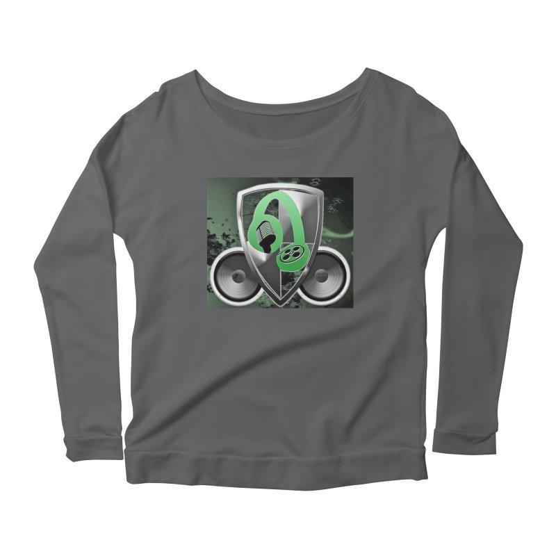B.E.M.G. Next Generation Women's Scoop Neck Longsleeve T-Shirt by The B.E.M.G. COLLECTION