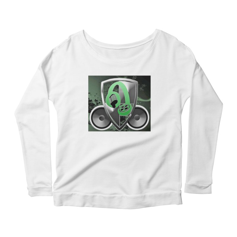 B.E.M.G. Next Generation Women's Scoop Neck Longsleeve T-Shirt by The B.E.M.G. COLLECTION