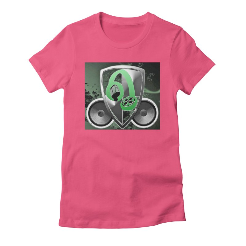 B.E.M.G. Next Generation Women's Fitted T-Shirt by The B.E.M.G. COLLECTION