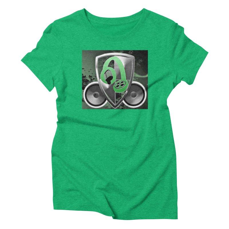 B.E.M.G. Next Generation Women's Triblend T-Shirt by The B.E.M.G. COLLECTION