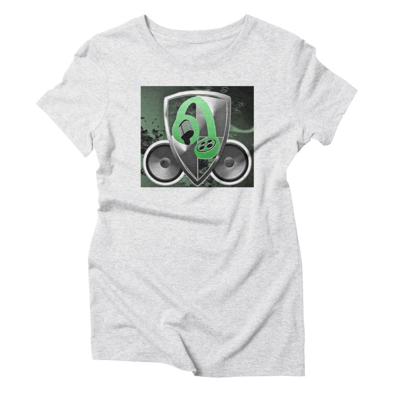 B.E.M.G. Next Generation Women's Triblend T-Shirt by The B.E.M.G. COLLECTION