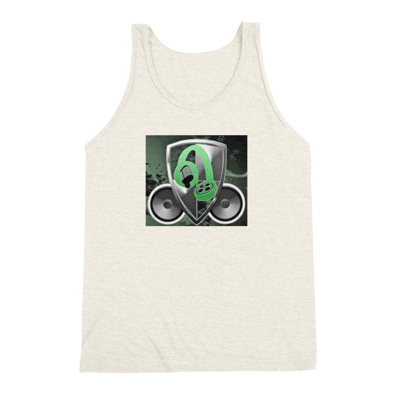 B.E.M.G. Next Generation Men's Triblend Tank by The B.E.M.G. COLLECTION
