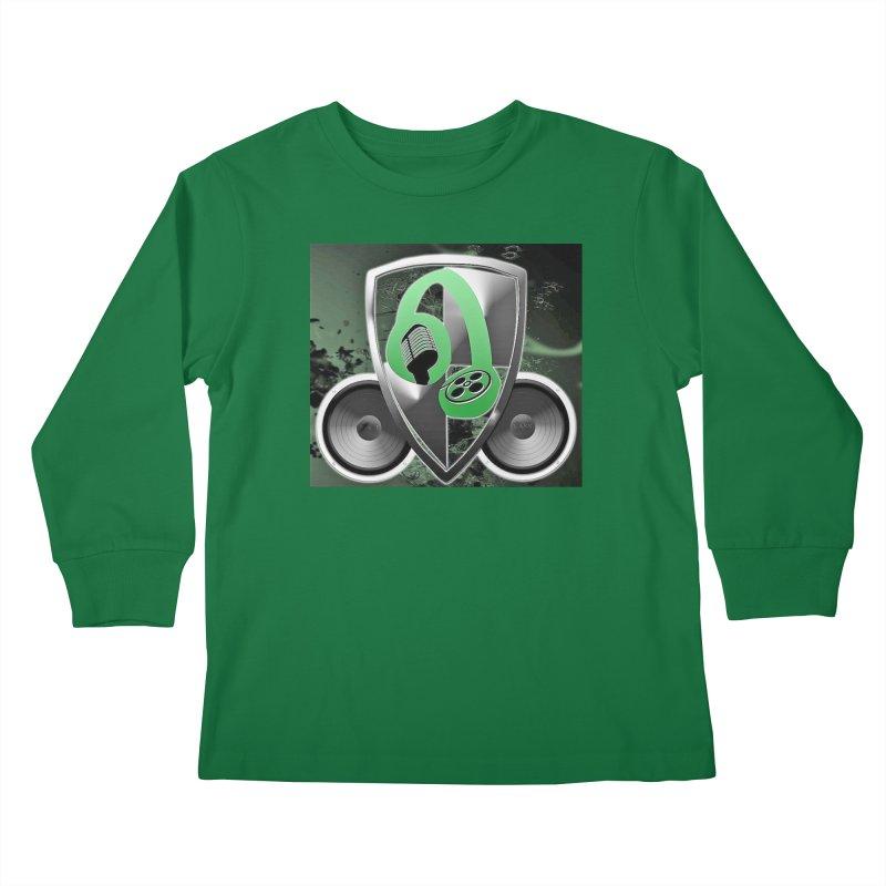 B.E.M.G. Next Generation Kids Longsleeve T-Shirt by The B.E.M.G. COLLECTION
