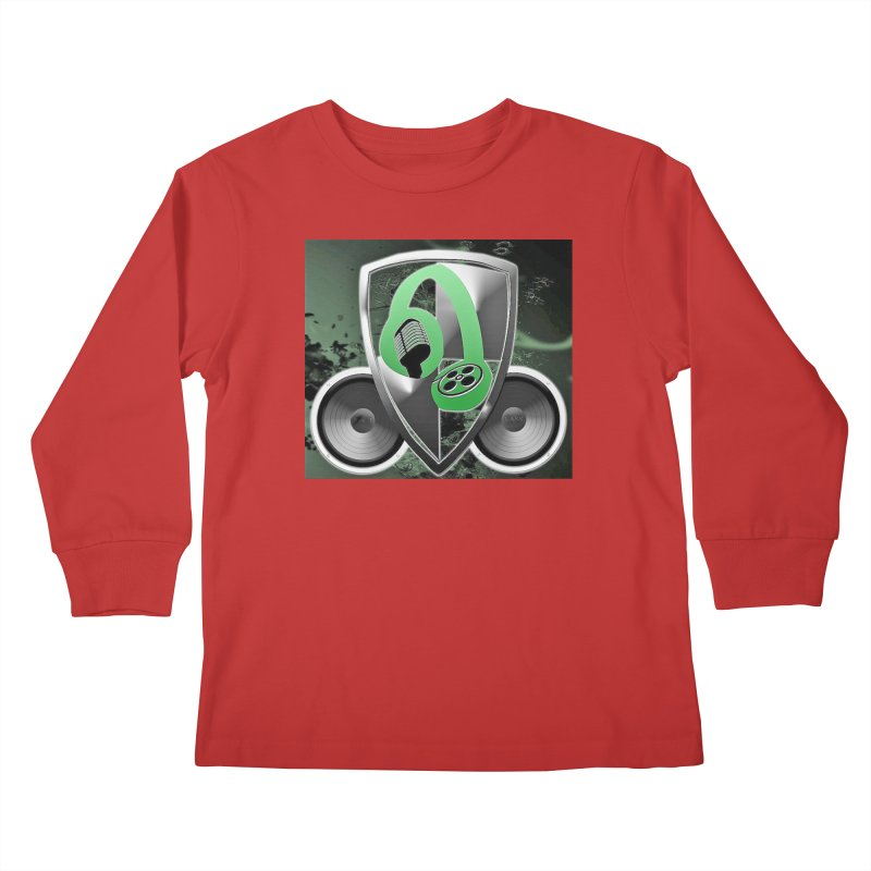 B.E.M.G. Next Generation Kids Longsleeve T-Shirt by The B.E.M.G. COLLECTION