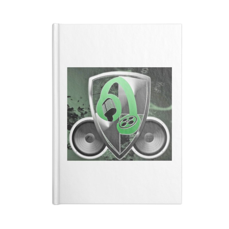B.E.M.G. Next Generation Accessories Lined Journal Notebook by The B.E.M.G. COLLECTION