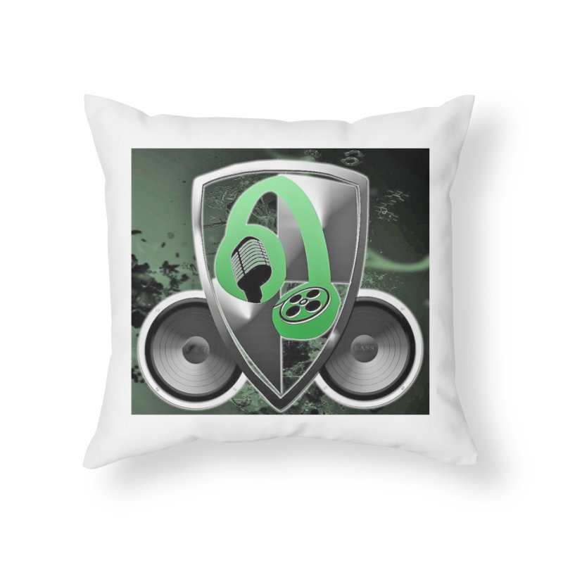 B.E.M.G. Next Generation Home Throw Pillow by The B.E.M.G. COLLECTION