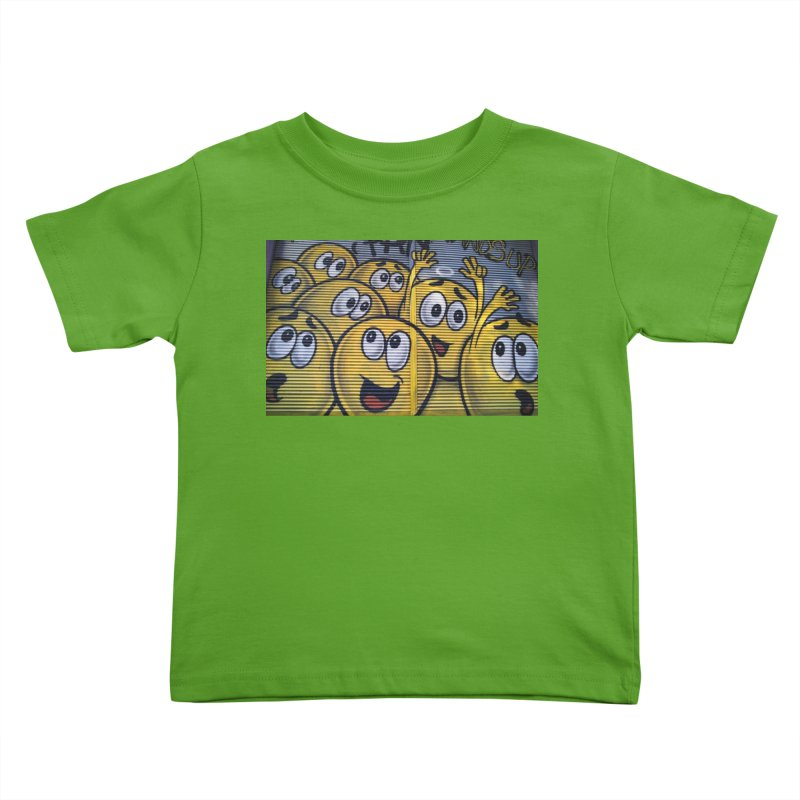 Emotions Kids Toddler T-Shirt by The B.E.M.G. COLLECTION