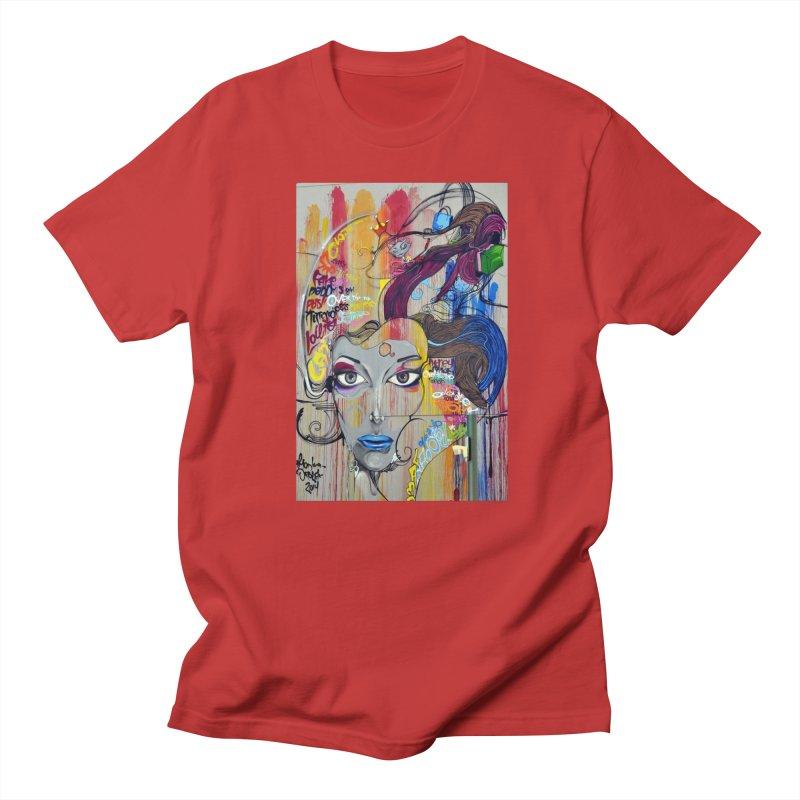 HER Women's Regular Unisex T-Shirt by The B.E.M.G. COLLECTION