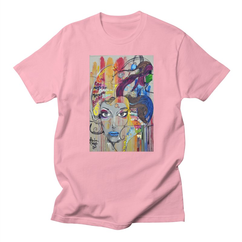 HER Women's Regular Unisex T-Shirt by The B.E.M.G. COLLECTION