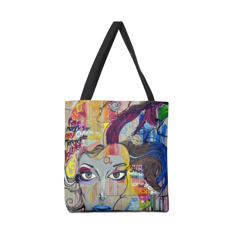 HER Accessories Tote Bag Bag by The B.E.M.G. COLLECTION