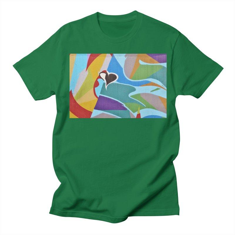 Love Women's Regular Unisex T-Shirt by The B.E.M.G. COLLECTION