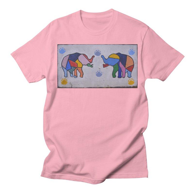 Peace Women's Regular Unisex T-Shirt by The B.E.M.G. COLLECTION