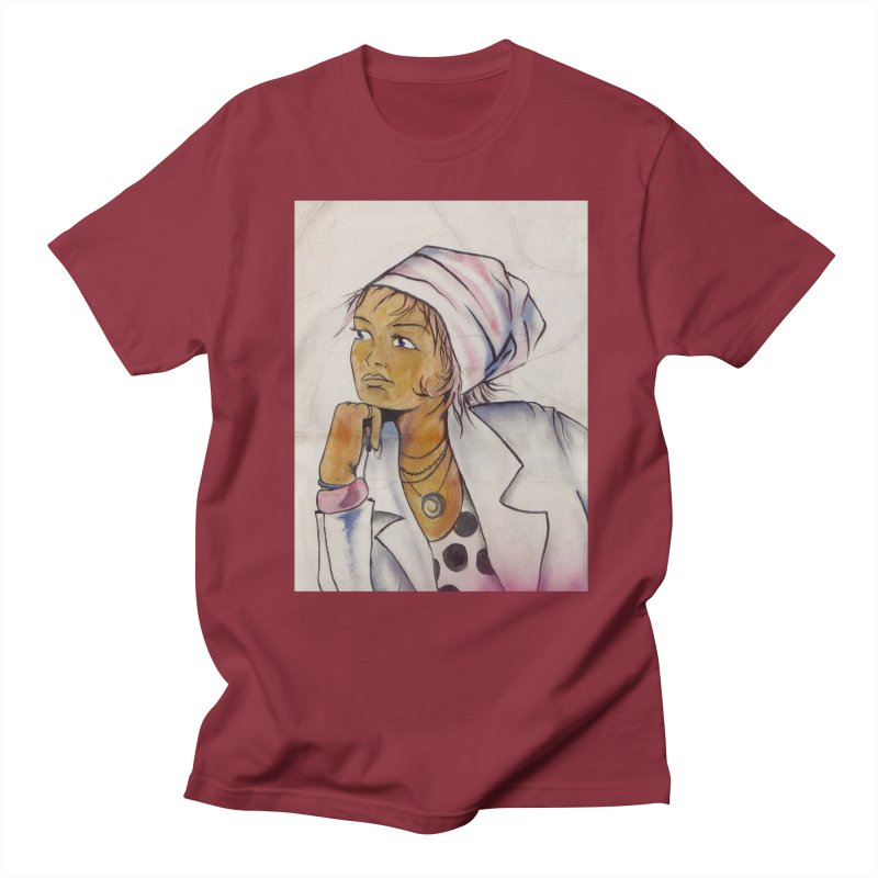 The Dreamer Women's Regular Unisex T-Shirt by The B.E.M.G. COLLECTION