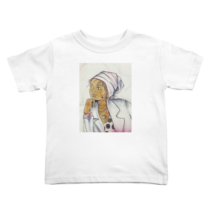 The Dreamer Kids Toddler T-Shirt by The B.E.M.G. COLLECTION