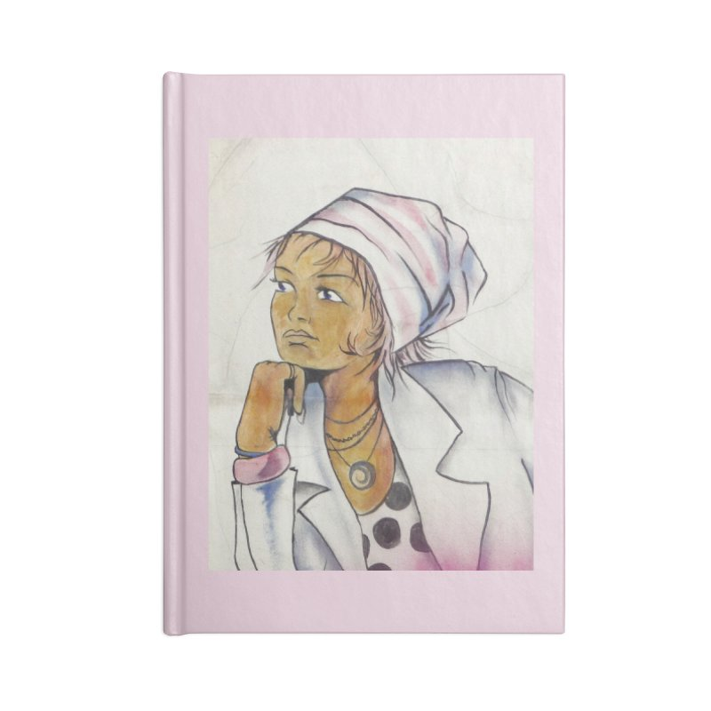 The Dreamer Accessories Notebook by The B.E.M.G. COLLECTION