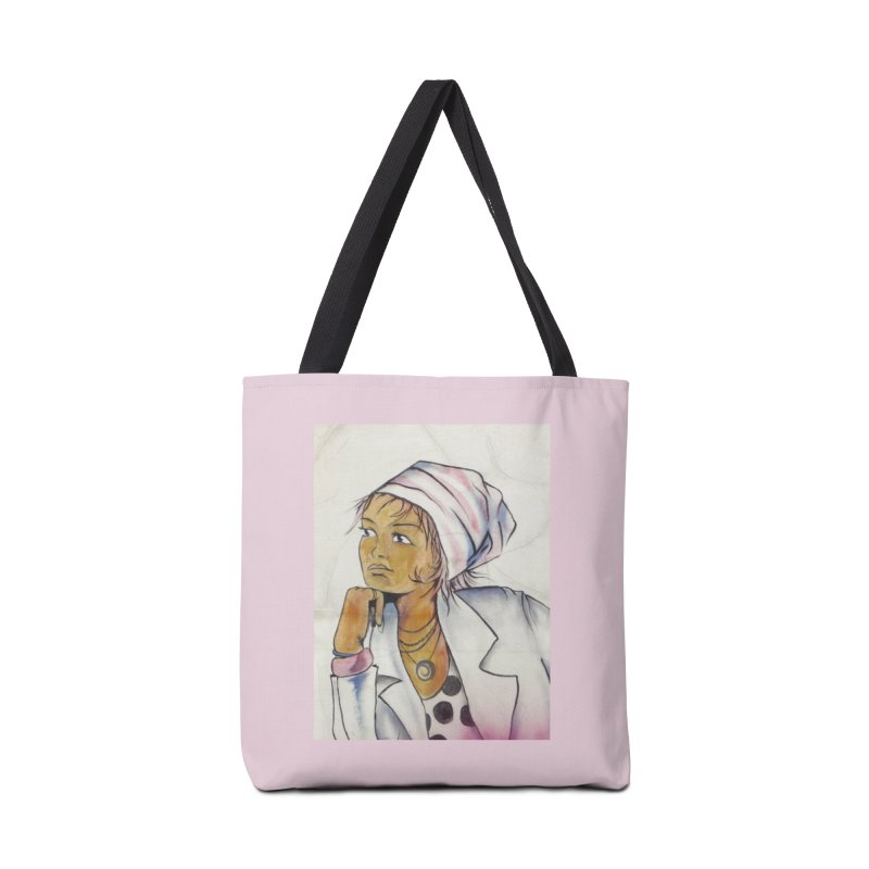 The Dreamer Accessories Tote Bag Bag by The B.E.M.G. COLLECTION