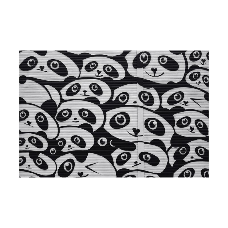 Panda Accessories Notebook by The B.E.M.G. COLLECTION