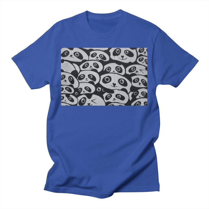Panda Women's T-Shirt by The B.E.M.G. COLLECTION
