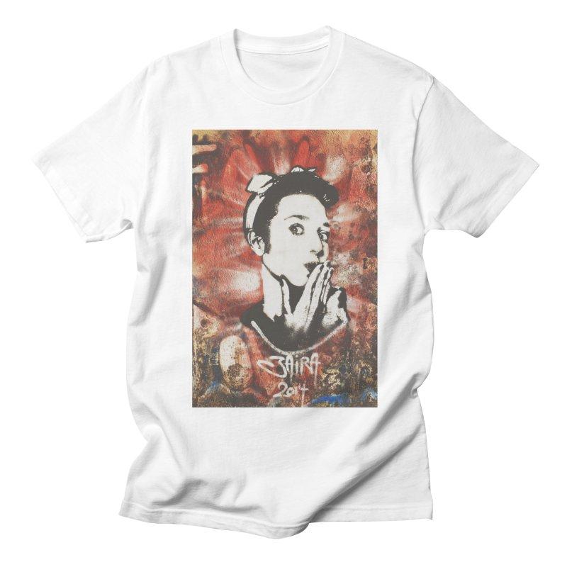 Zaira Women's Regular Unisex T-Shirt by The B.E.M.G. COLLECTION