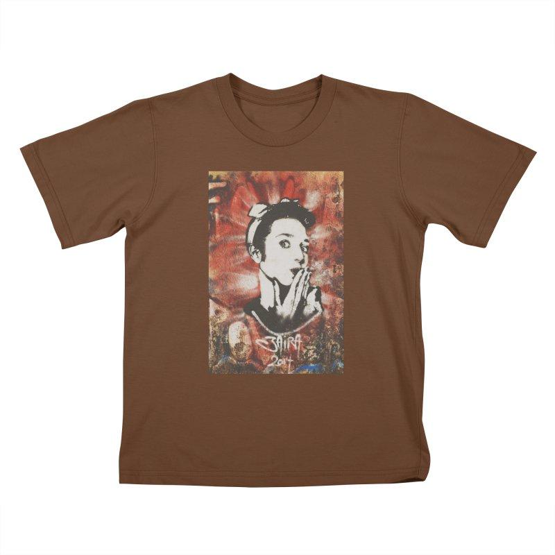 Zaira Kids T-Shirt by The B.E.M.G. COLLECTION