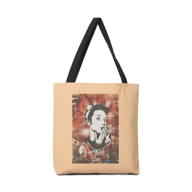 Zaira Accessories Tote Bag Bag by The B.E.M.G. COLLECTION
