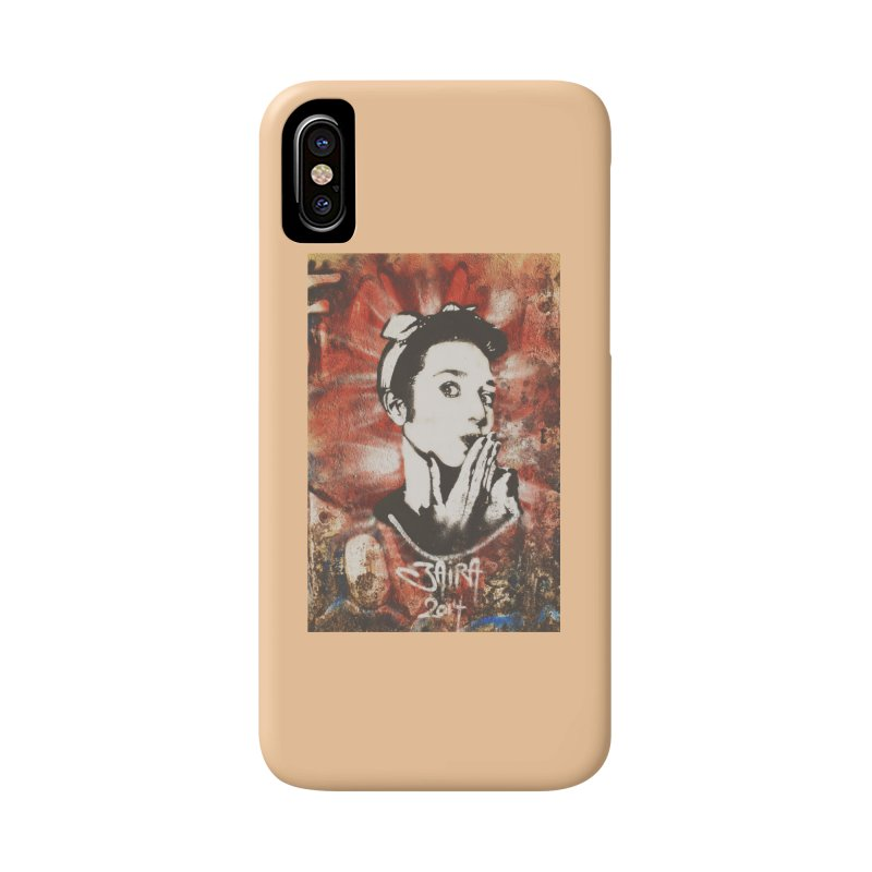 Zaira Accessories Phone Case by The B.E.M.G. COLLECTION