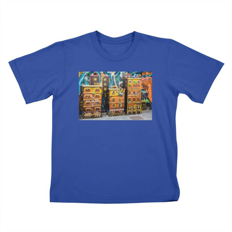 Urban Jungle Kids T-Shirt by The B.E.M.G. COLLECTION