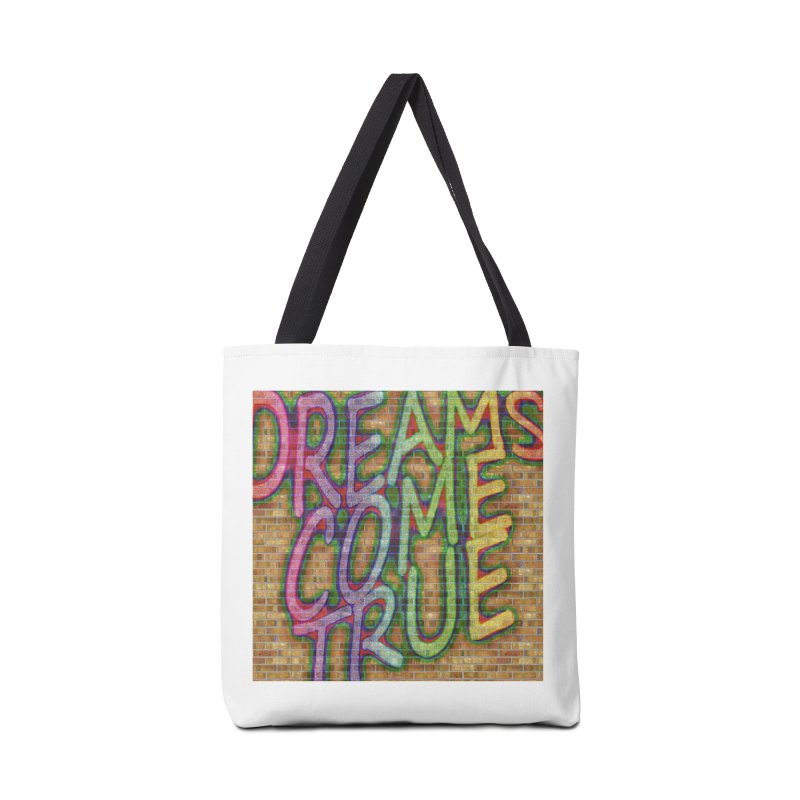 Dreams Come True Accessories Bag by The B.E.M.G. COLLECTION