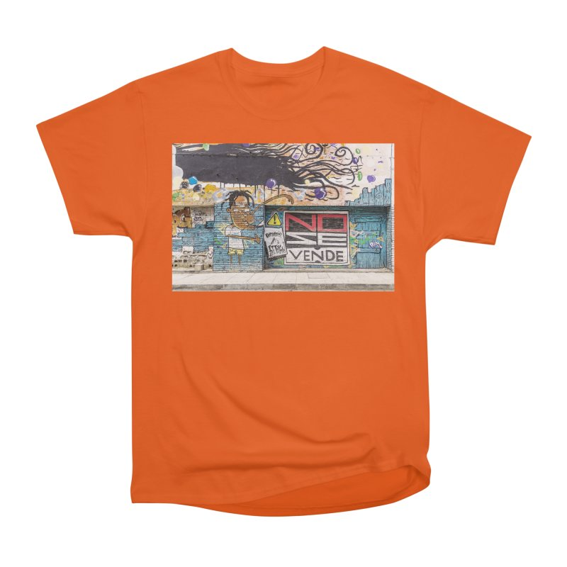 No Se Vende (Not For Sale) Men's Heavyweight T-Shirt by The B.E.M.G. COLLECTION