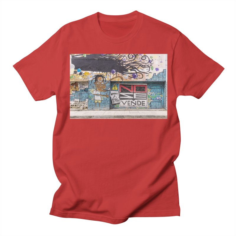 No Se Vende (Not For Sale) Men's Regular T-Shirt by The B.E.M.G. COLLECTION