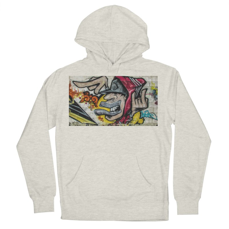 Cypress Men's French Terry Pullover Hoody by The B.E.M.G. COLLECTION