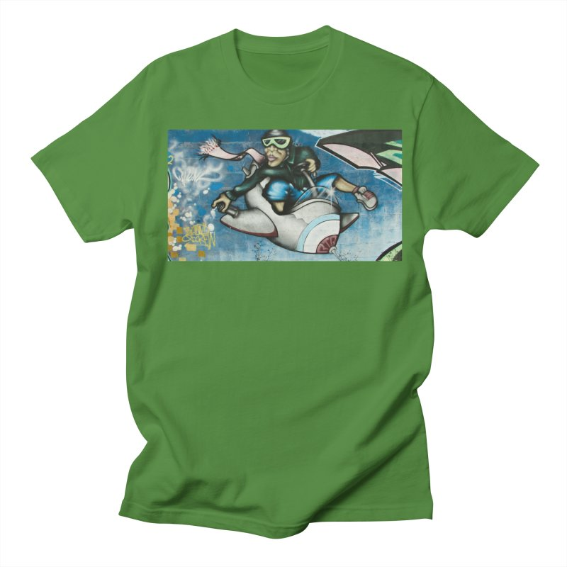 Freedom Men's Regular T-Shirt by The B.E.M.G. COLLECTION
