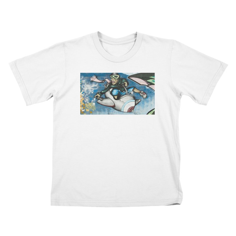 Freedom Kids T-Shirt by The B.E.M.G. COLLECTION