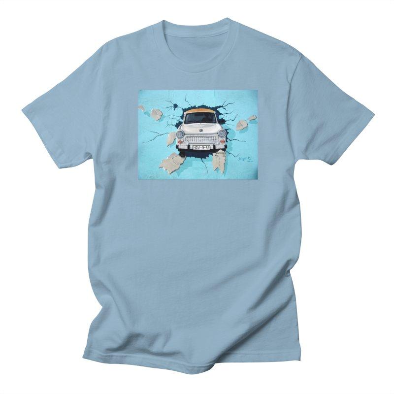 Breakthrough Men's Regular T-Shirt by The B.E.M.G. COLLECTION