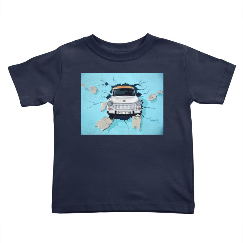 Breakthrough Kids Toddler T-Shirt by The B.E.M.G. COLLECTION