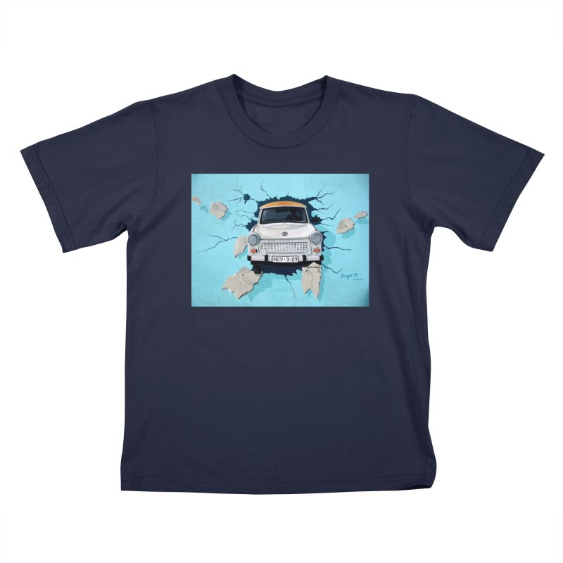 Breakthrough Kids T-Shirt by The B.E.M.G. COLLECTION